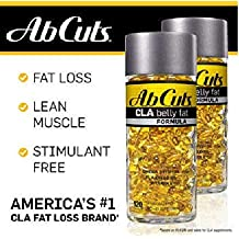 Revolution Ab Cuts CLA Belly Fat Formula Capsules, 240 Count