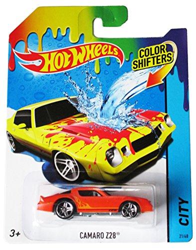 camaro color shifter - 9