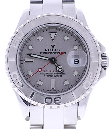 Rolex Yacht-Master automatic-self-wind womens Watch 169622 (Certified Pre-owned) by Rolex