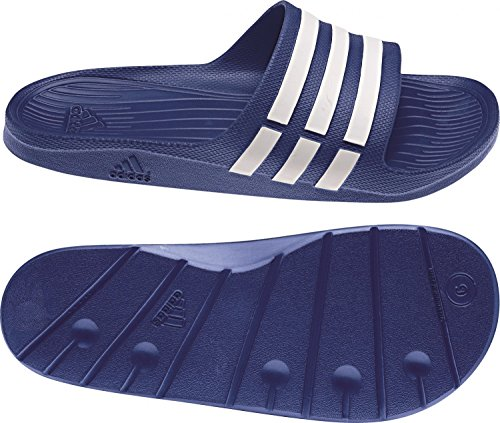 Blue amp; true Slide Chaussures white Adidas Blue Piscine Bleu 0 Duramo Mixte Plage true De Adulte PXOaxq