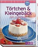 Törtchen & Kleingebäck (Minikochbuch): Süßes im Mini-Format
