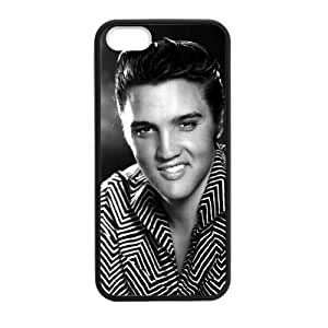 iPhone 5 Case, [Elvis ] iPhone 5,5s Case Custom Durable Case Cover for iPhone5 TPU case(Laser Technology) by mcsharks