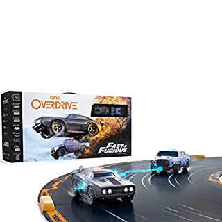 Anki Overdrive: Fast & Furious Edition (B0747M487C) | Amazon Products