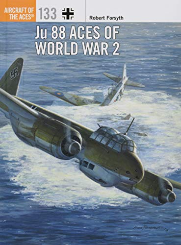 Ju 88 Aces of World War 2 (Aircraft of the Aces) ()