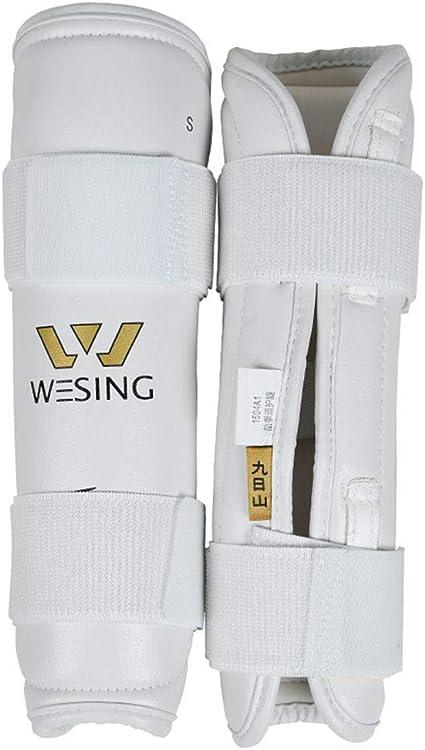 Tusah Taekwondo TKD Shin Guard Leg Protector WTF Approved