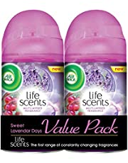 Air Wick Life Scents Refill Twin Pack, Sweet Lavender Days, 500ml