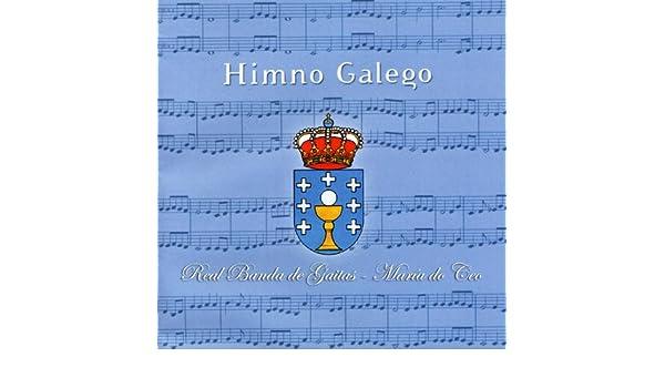 Himno Galego de Real Banda de Gaitas de Ourense & Maria do Ceo Real ...