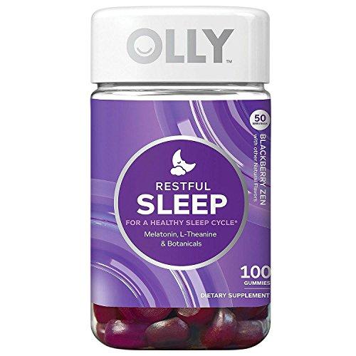 OLLY Restful Sleep 100 Gummies product image