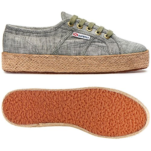 Sneakers Green Sneakers Superga Hedge Superga fxqgfSEw