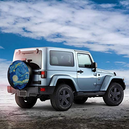スペア タイヤ カバー タイヤ 収納 保管カバー 車用 17 インチ