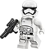 LEGO Star Wars: The Force Awakens - First Order Stormtrooper Minifigure with Blaster