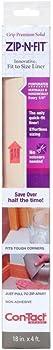 Con-Tact Brand Zip-N-Fit Shelf Liner