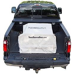 Tuff Truck Bag TTB-K Waterproof Truck Bed Cargo Bag, 40'' W x 50'' L x 22'' H, Khaki