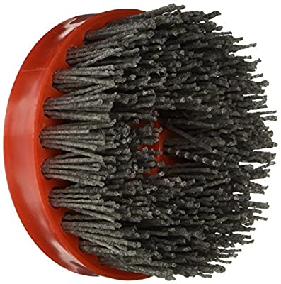 Toolocity PAB0060ST 4-Inch ADT Antiquing Brush with 5/8-11 Thread/Snail Lock, 60 Grit