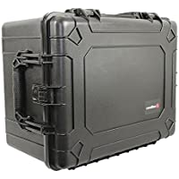 Condition 1 25 XL #024 Black Waterproof Trunk with DIY Customizable Foam