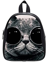 This school bag is much more suitable for kindergarten children/ High Grade Animals Kitten Cat Theme Custom new...