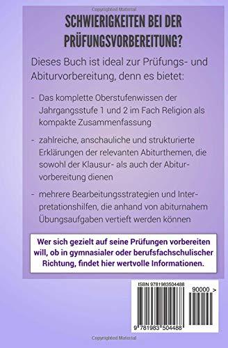 religion mündliches abitur themen