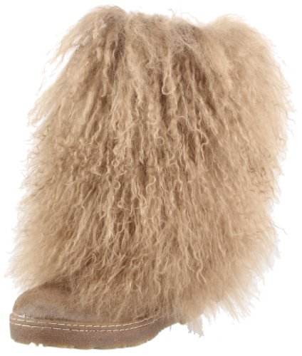 Mid Calf Boetis Boot Birch BEARPAW Women's II qIRwf7t7