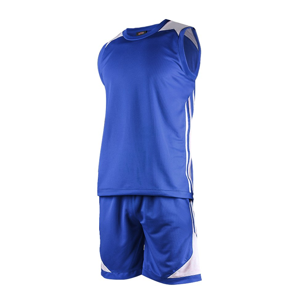 Festnight Basketball Uniforms Set Sleeveless Sports Clothing