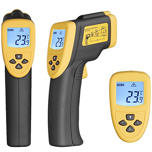 Price comparison product image Neewer® Non Contact IR Infrared Digital Temperature Gun Thermometer Laser DT8750
