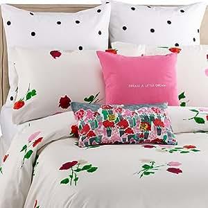 Amazon Com Kate Spade Willow Court Comforter Set Full