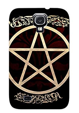 New Shockproof Protection Case Cover For Galaxy S4 Pagan Witch