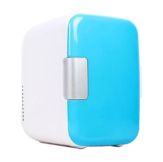 BX Mini Nevera Refrigerador del Coche 4L 12V, termostato, Mini ...