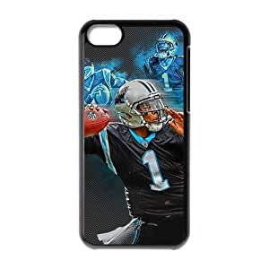 LJF phone case Diy Cam Newton iphone 6 4.7 inch Hard Shell Case Fashion Style UN016516