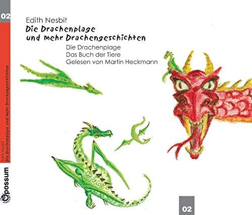 Die Drachenplage und andere Drachengeschichten, 1 Audio-CD