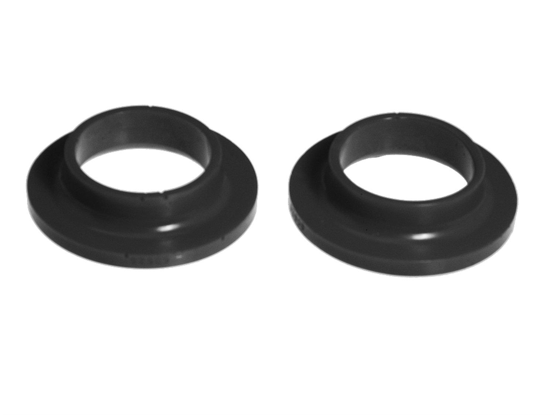 Prothane 19-1706-BL Black Universal Coil Spring Isolator Pack of 2