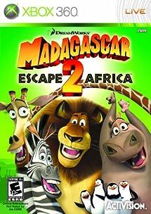 Madagascar Escape Africa 2