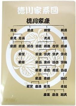 家 徳川 系図 家