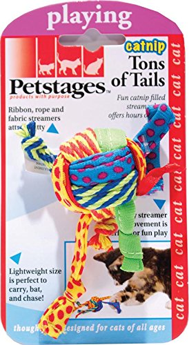 Tons of Tails Catnip Toy For Cats, Catnip Toy by ()