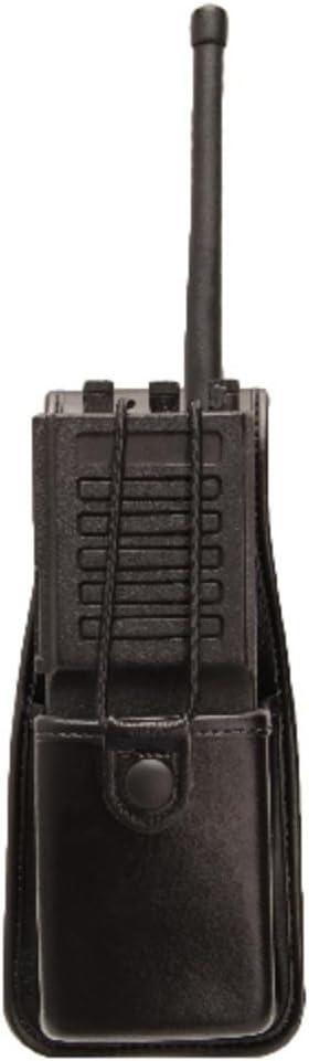 BLACKHAWK Molded Plain Black Radio Pouch