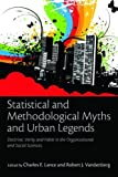 Statistical and Methodological Myths and Urban Legends, , 0805862374