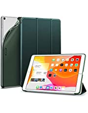 ESR For iPAd 10.2 CAse,Rebound Slim SmArt CAse For iPAd 7th GenerAtion 10.2 2019, Auto Sleep/WAke,Viewing/Typing StAnd CAse, Flexible TPU BAck with Rubberized CoAting Cover