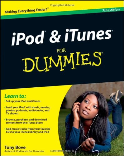 iPod & iTunes For Dummies, Book + DVD Bundle