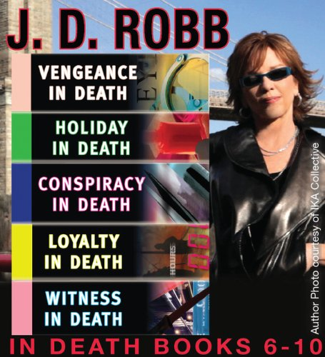 J.D. Robb The IN DEATH Collection Books ()