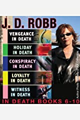 J.D. Robb The IN DEATH Collection Books 6-10 Kindle Edition
