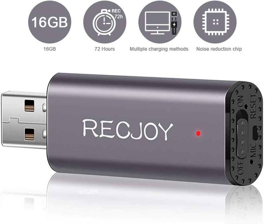 Recjoy Mini Voice Recorder