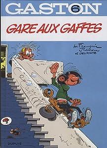 """Afficher """"Gaston Gare aux gaffes"""""""