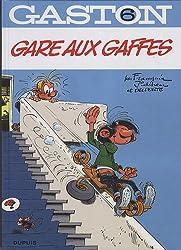 Gaston - tome 6 - Gare aux gaffes