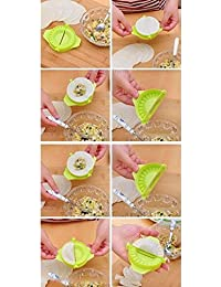 Buy 1 PC Kitchen Dumpling Tools Dumpling Jiaozi Maker Device Easy DIY Dumpling Mold cheapest