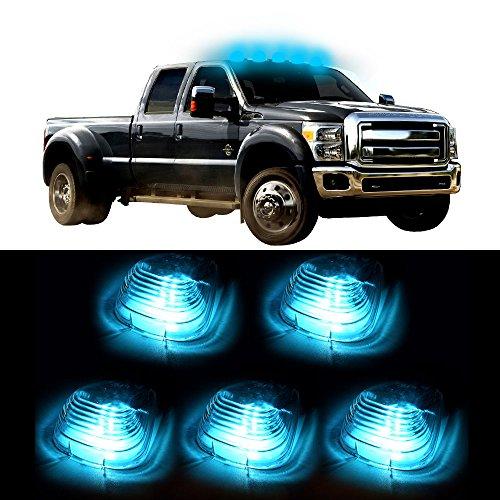 Blue Led Cab Light Bulbs in US - 7