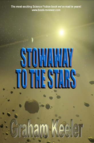 Book: Stowaway To The Stars by Graham Keeler