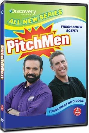 Pitchmen (3 DVD Set)
