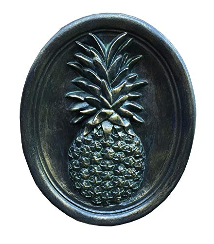 Pineapple Plaque Signed Limited Edition, Handmade in Charleston S.C