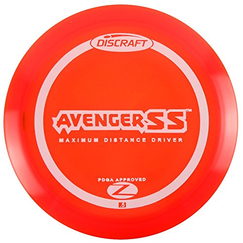 Discraft Elite Z Avenger SS Distance Driver Golf Disc [Colors May Vary] - 170-172g