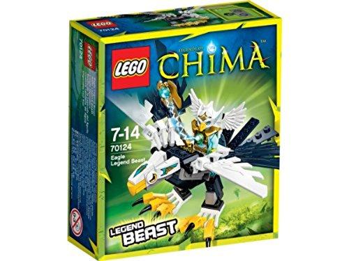 Lego 70124 Legends of Chima Eagle Beast Legend