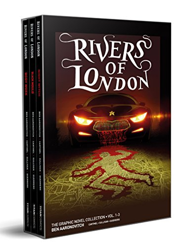 Rivers of London Volumes 1-3 Boxed Set Edition (River London)